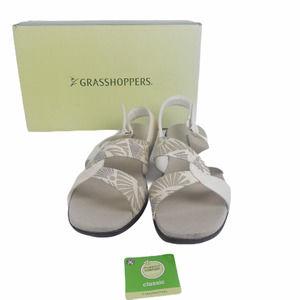 Grasshoppers Windswept Sling Platform Sandals 9.5
